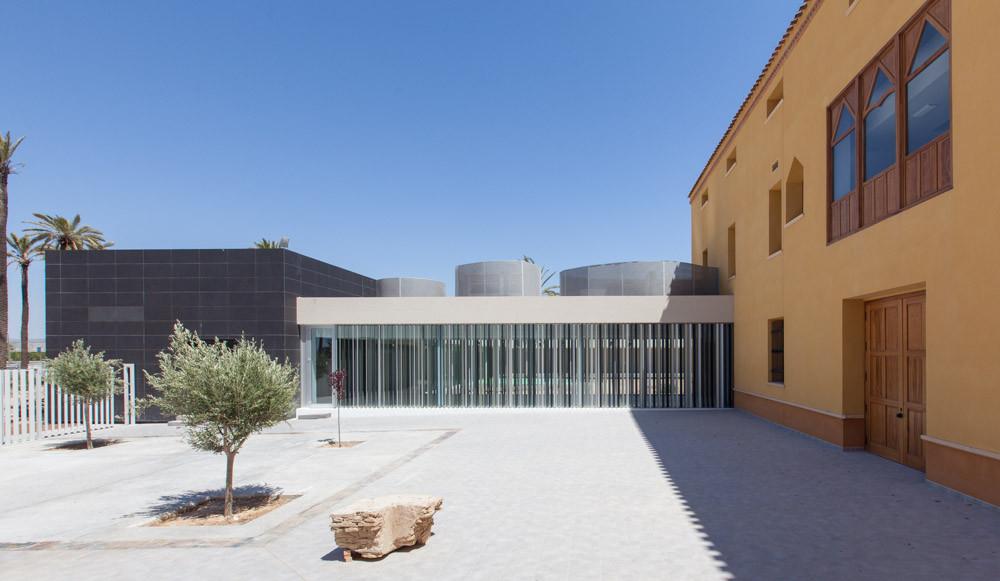 Paarquitectos estudio de arquitectura y urbanismo en - Estudios arquitectura murcia ...