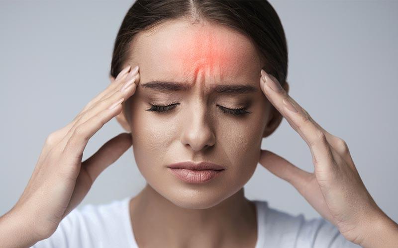 頭痛や脳卒中後遺症