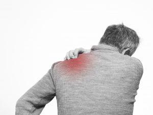肩の痛み、首の痛み、痺れ
