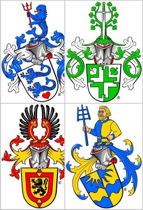 Wappen-Entwurf