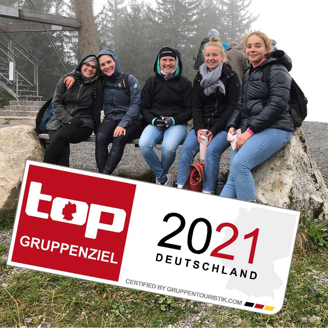 Top-Gruppenziel 2021