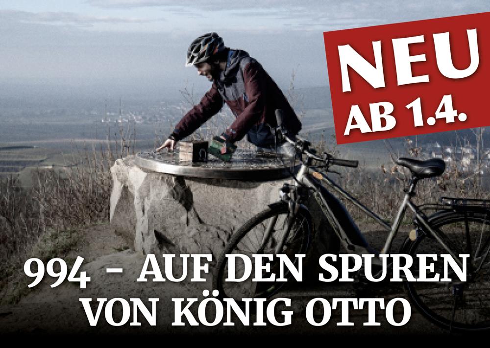 Kaiserstuhl bekommt Bike-Escape