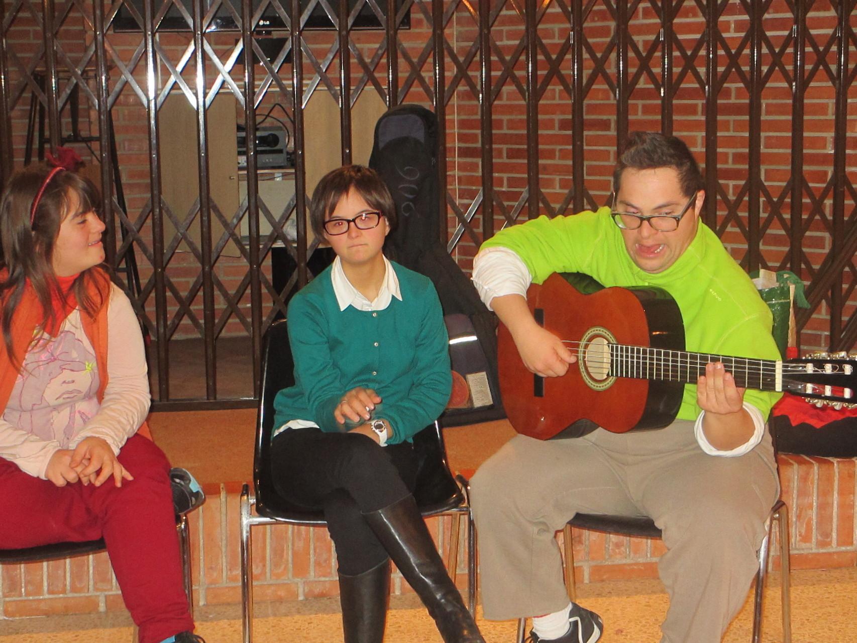 musicoterapia grupal