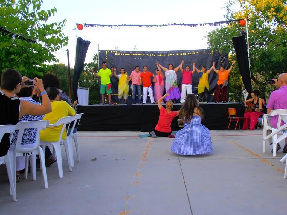 Fiesta en Asnimo 2013