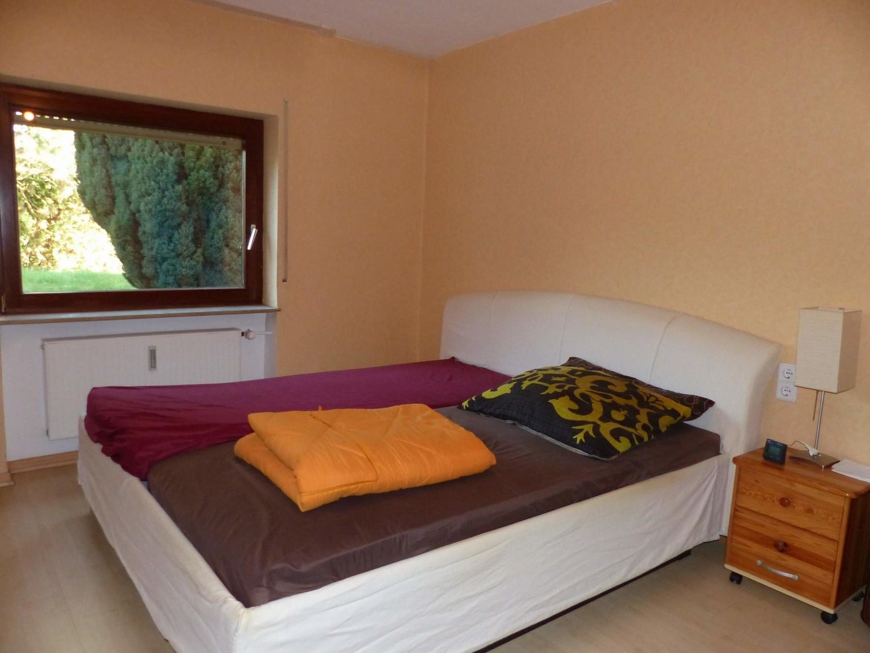 Schlafzimmer Untergeschoss