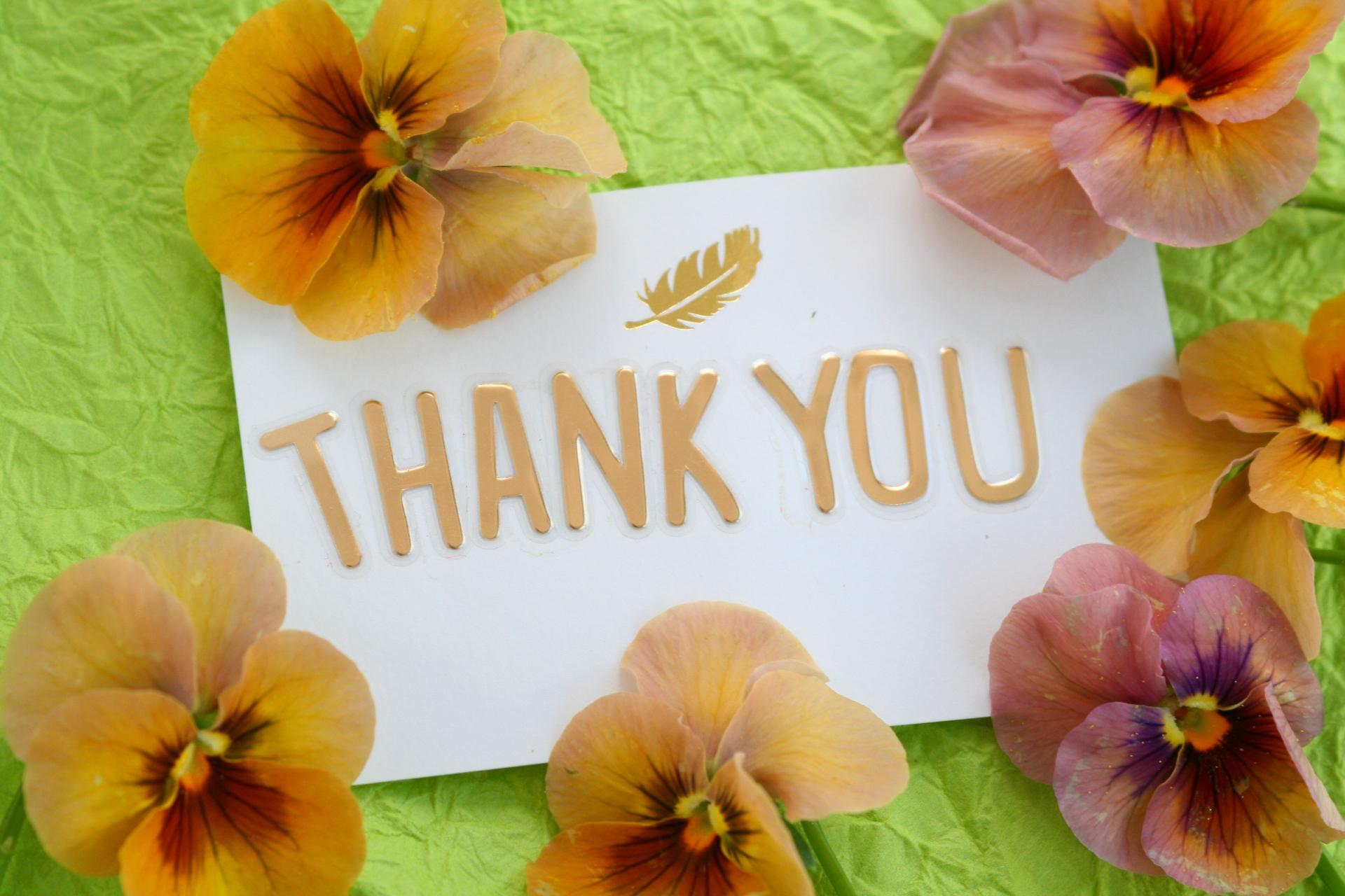 三重県探偵ブログ 「ありがとうを伝える日」