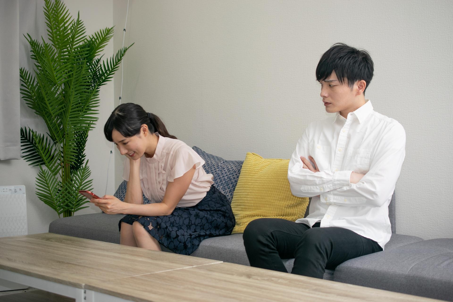 三重県探偵ブログ 妻の浮気事例