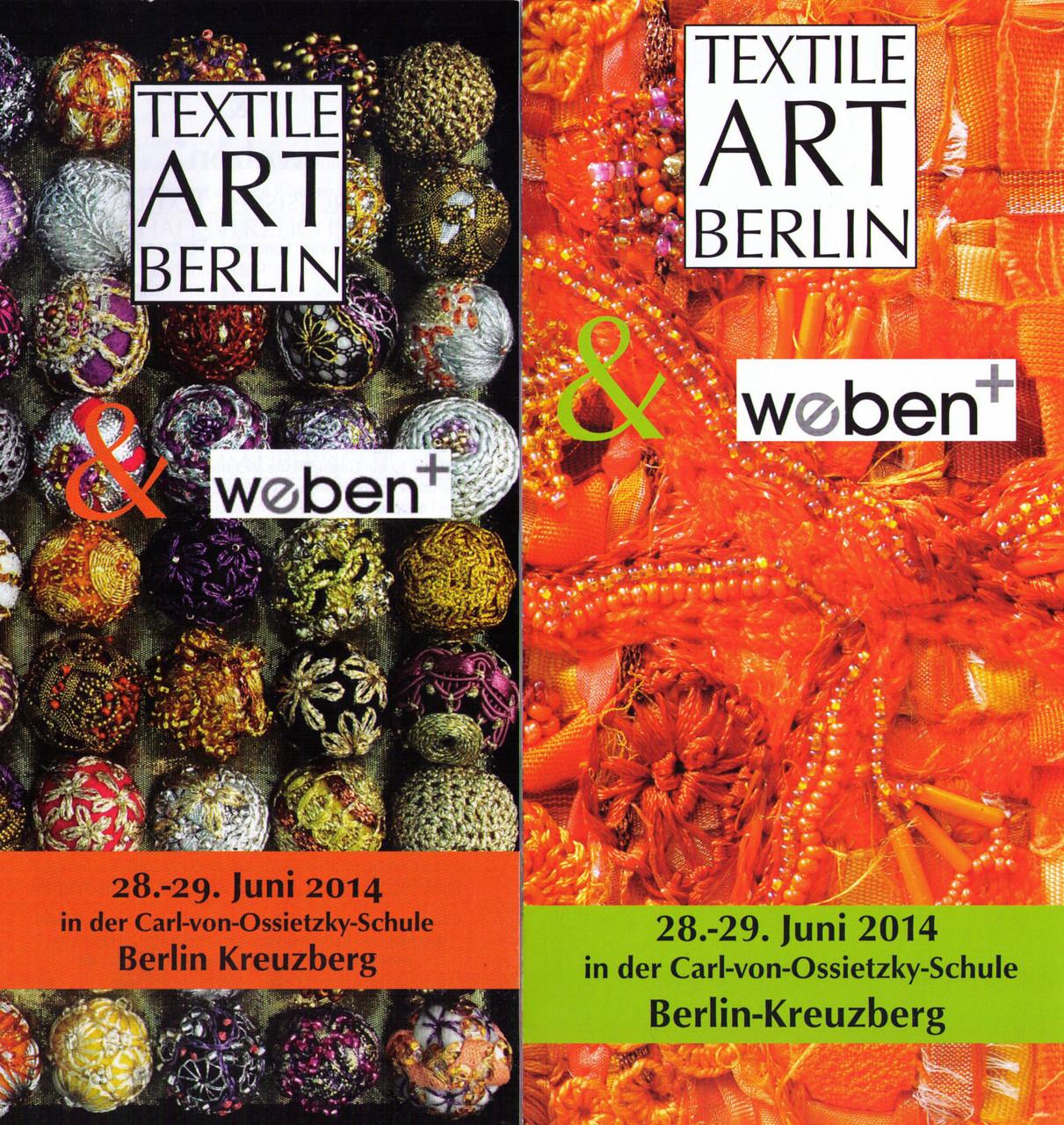 Textile Art Berlin, 2014