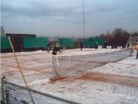 TENNIS FORCE® ... macht Freiluft-Tennis zu jeder Jahreszeit möglich.