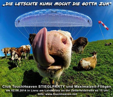 Touch Heaven Lienz - Stieglparty 2014
