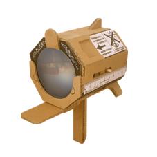 Eidoscope ancêtre de l'appareil photo