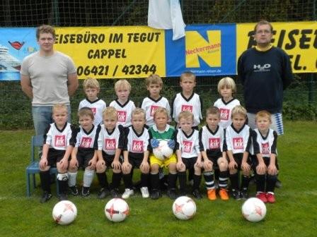 Teamfoto G- Jugend 2009/ 2010