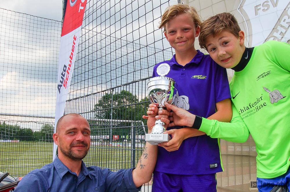 Hier haben wir die schönsten Fotos vom D- und E- Jugendspieltag des Vila Vita Rosenpark- Cup online gestellt.