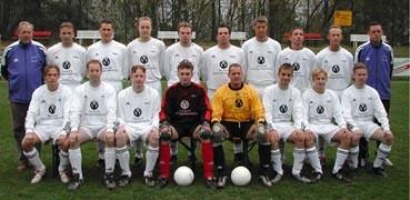 Teamfoto Saison 2002/ 2003