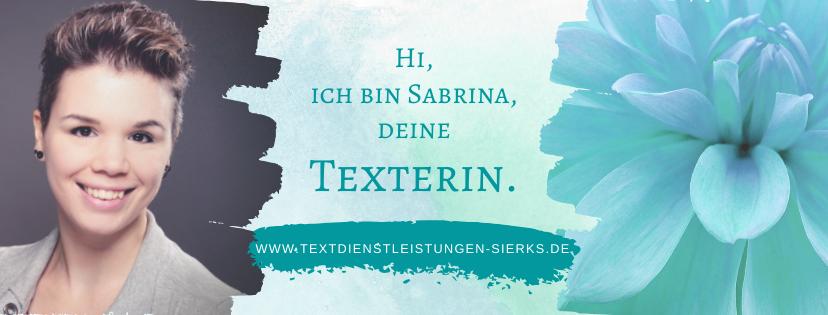 Sabrina ist deine Texterin in Mönchengladbach für Contentmarketing und Produktbeschreibungen in Onlineshops