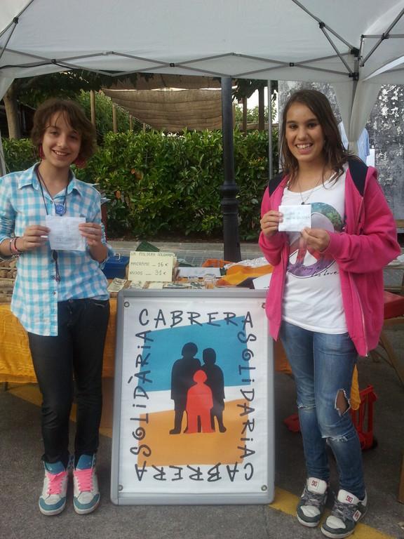 Petites Solidàries; Cristina i Lucia