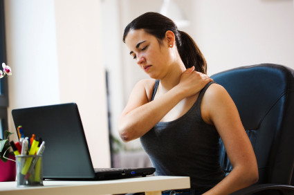 Back, neck and shoulder pain are more often than not related to poor lifestyle choices