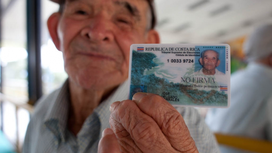 José Delgado Corrales, from Costa Rica, was born in 1900 and is still going strong at age 121 in 2021. 60% to 80% of Nicoyans from Costa Rica eat dairy on a daily basis and it comprises 24% of their total calorie intake. [11]