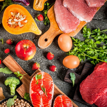 A diet filled with nutrient dense foods is required for optimal sporting performance.