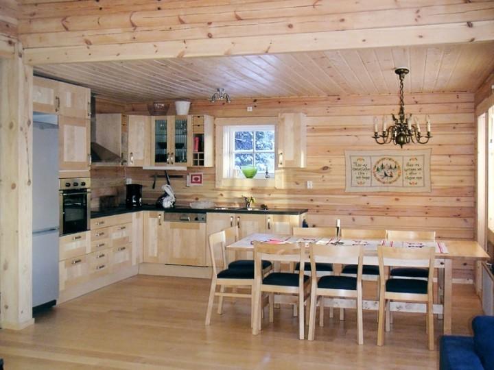 Radiateur schema chauffage maison bois en kit prix discount for Foto di case interni