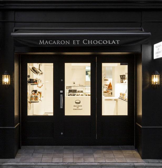 macaron-et-chocolat ホームページ!