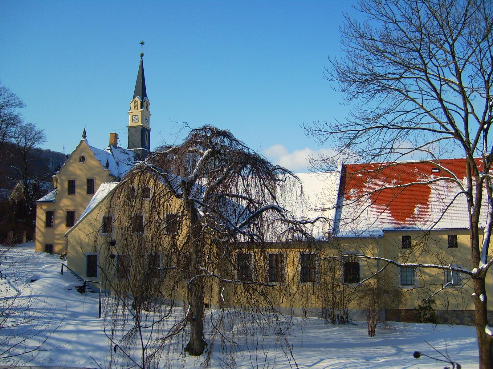 Schloss Freital Burgk