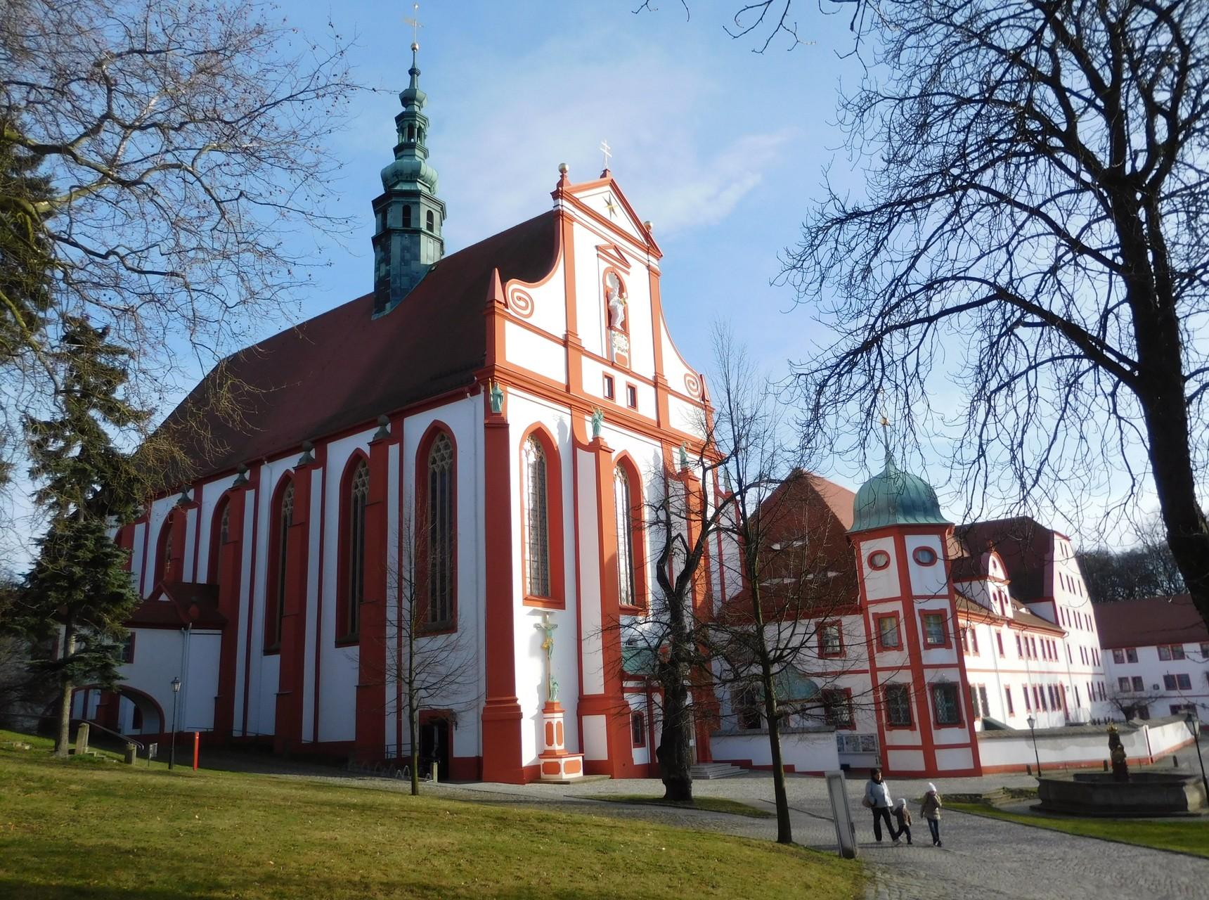 Kloster St. Marienstern Panschwitz Kuckau
