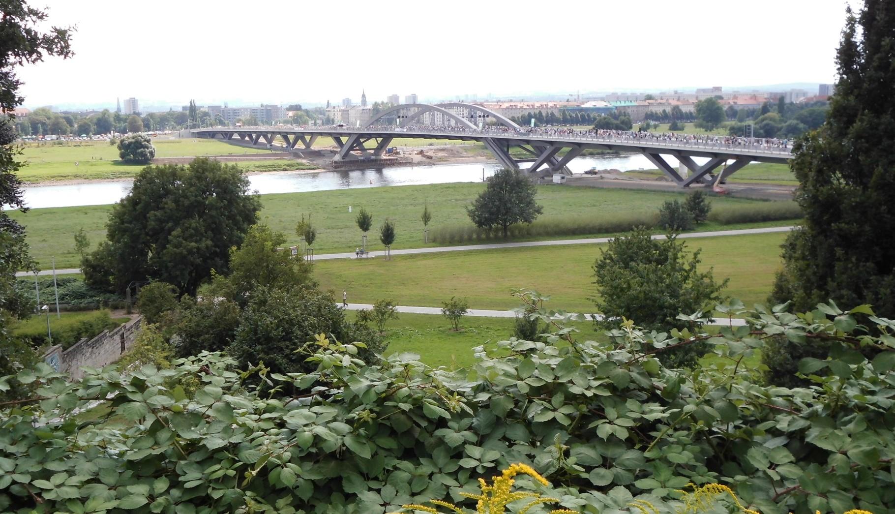 Waldschlösschenbrücke DD