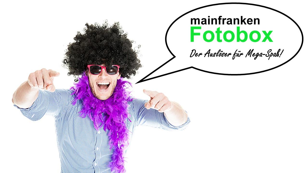Mainfranken-fotoboxs Webseite