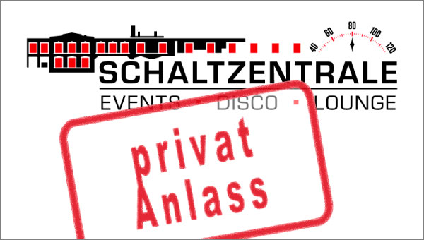 Privater Anlass