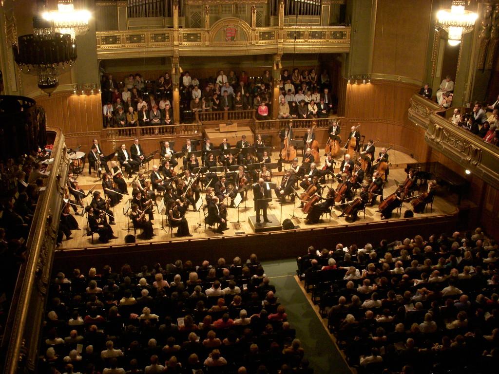 ハンガリー国立リスト音楽院ホール
