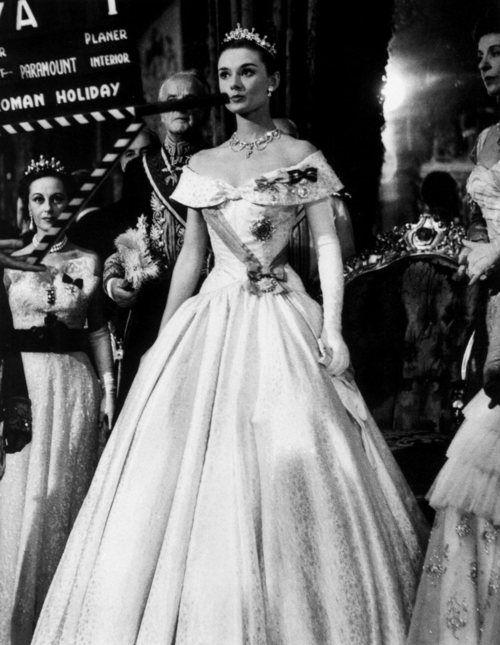"""""""Vacaciones en Roma"""" (Audrey Hepburn)"""
