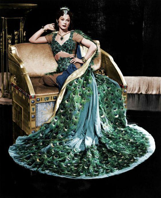 """""""Sansón y Dalila"""" (Hedy Lamarr)"""