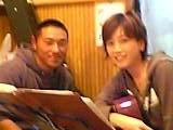2003年。今野昌ちゃんと。