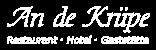 logo an de krüpe hattingen hotel & restaurant