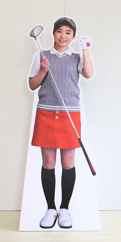 【ゴルフ】高165・幅60cm