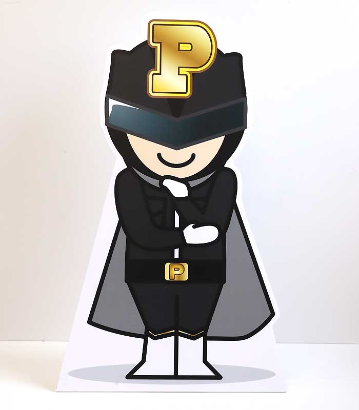 【パネルマン(ブラック)】