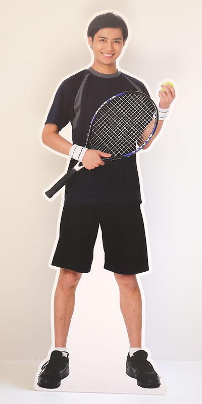 【テニス】約170cm