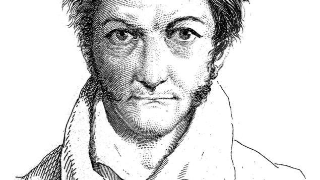 Ernst Theodor Amadeus (eigentlich Wilhelm) Hoffmann – Selbstportät