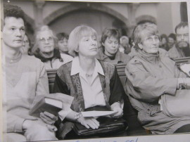 Hinrich Olsen, Dorothee Sölle, Luise Olsen
