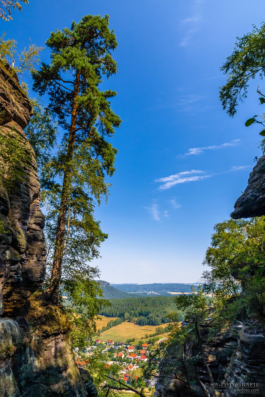 Auf dem Pfaffenstein