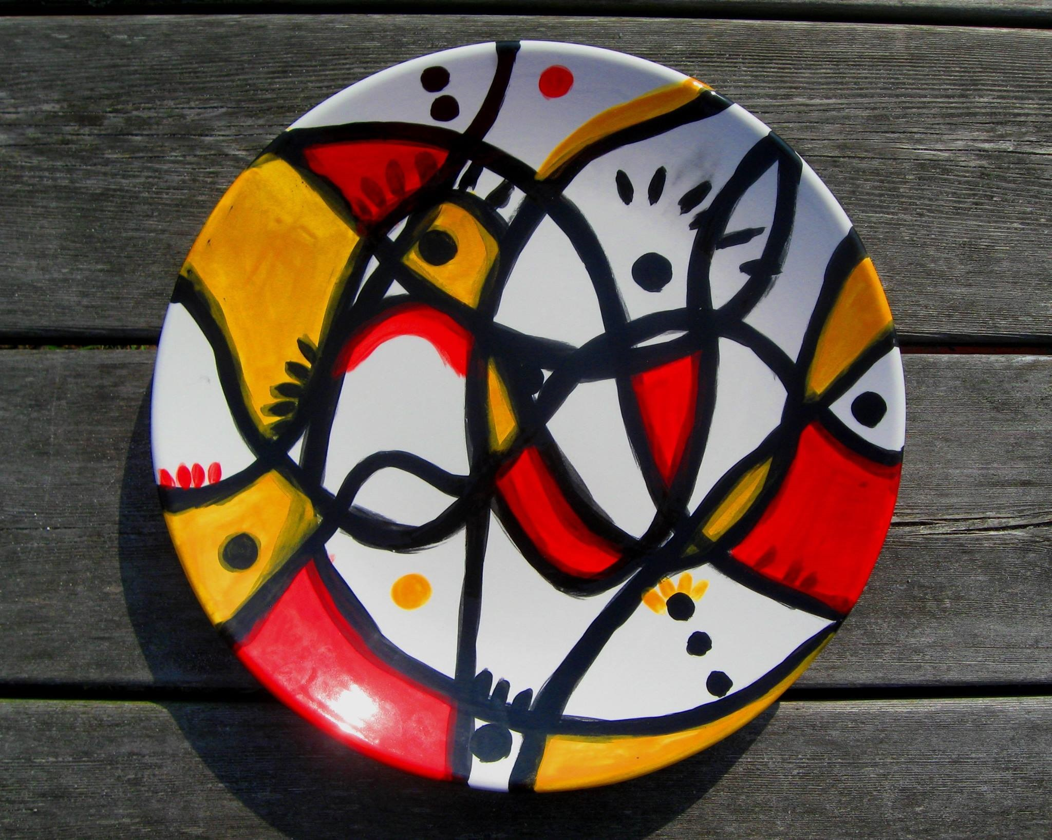 Plate No. 1