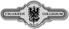 Preussisches Cigarren-Collegium Berlin Logo
