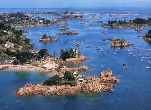 L'archipel de Bréhat