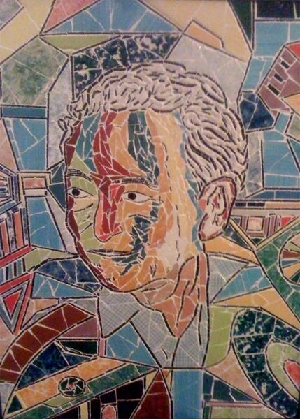 """""""O Mundo de António Paulouro"""" - 56x42 cm"""