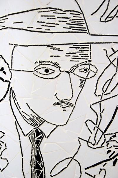 """""""Fernando Pessoa"""" - 56x42 cm"""