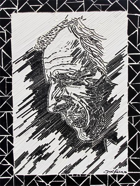 """Miguel Torga"" - 56x42 cm"