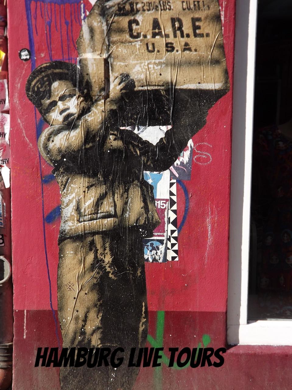Grafitti lebt
