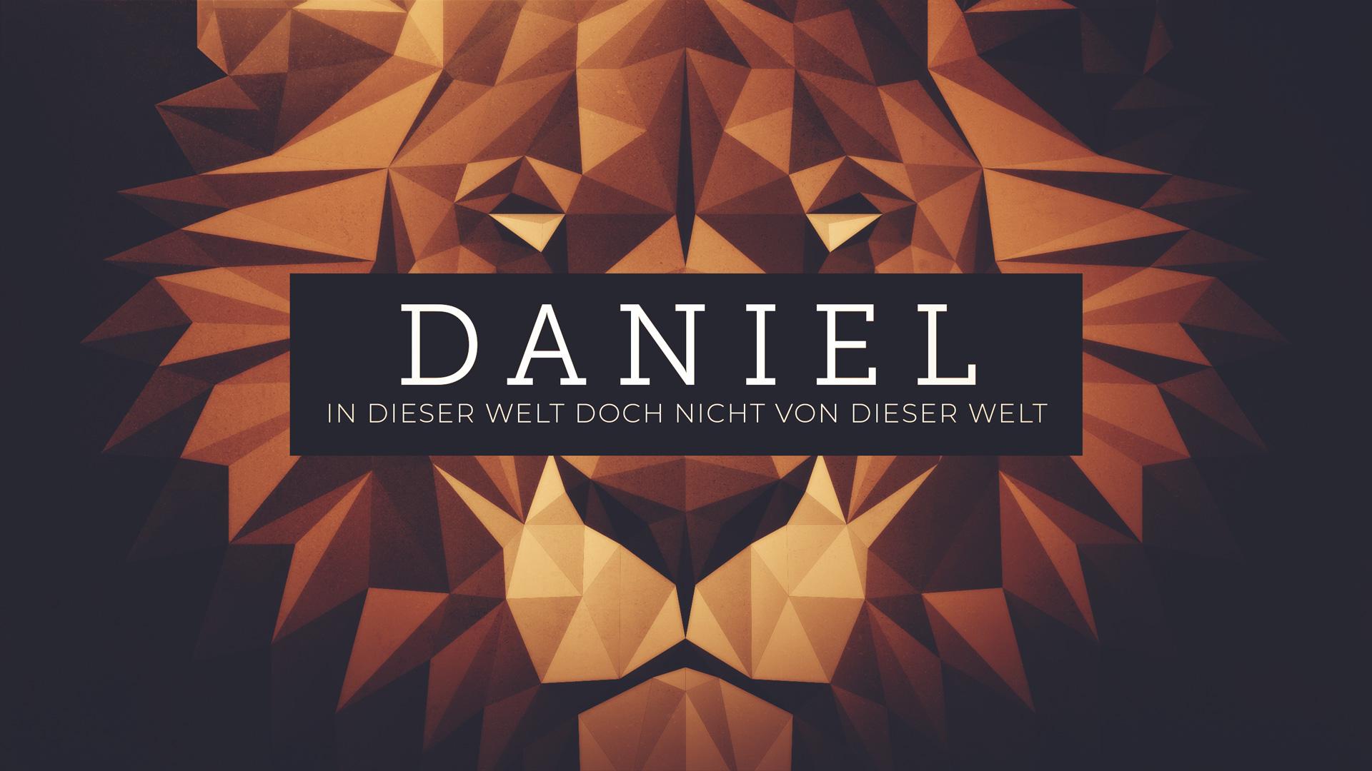 Buch Daniel - Kickoff