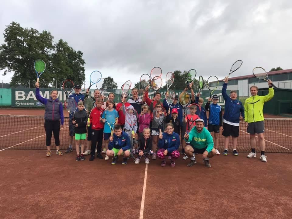 Jugend Tenniswoche 2021